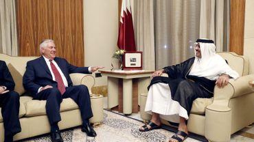 Malgré la crise du Golfe, Washington approuve un nouveau contrat d'armement avec le Qatar