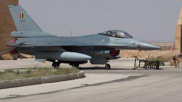 Les F-16 néerlandais relèveront bien les Belges en Jordanie