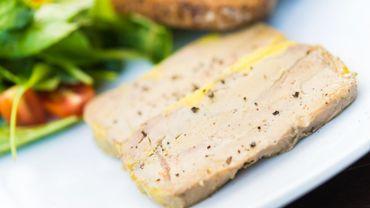 Le foie gras ne se mange pas froid mais frais.