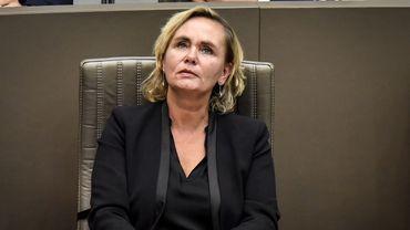 La ministre flamande de l'Égalité des chances, Liesbeth Homans