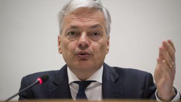Didier Reynders: l'étude d'Elia ne remet pas en cause la sortie du nucléaire