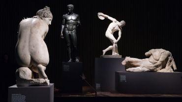 """Cette exposition comprend six des fameux marbres du Parthénon ainsi que des prêts """"miraculeux"""", selon l'expression du directeur du British Museum, Neil MacGregor"""