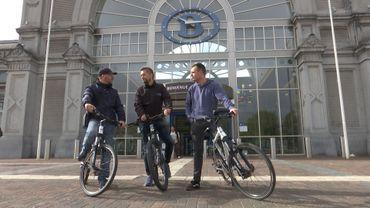 A vélo ou en bateau, suivez la Sambre pour une balade verte et bleu autour de Charleroi