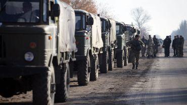 Le conflit dans l'est de l'Ukraine a fait plus de 8000 morts depuis son déclenchement en avril 2014.
