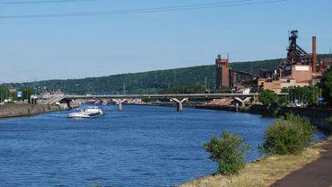Pont d'Ougrée