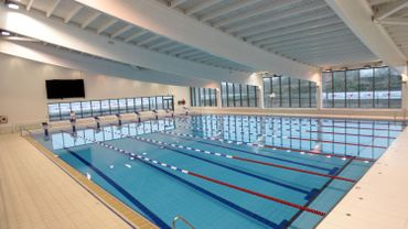 La piscine du Grand Large