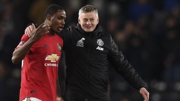 Manchester United prolonge le prêt d'Odion Ighalo