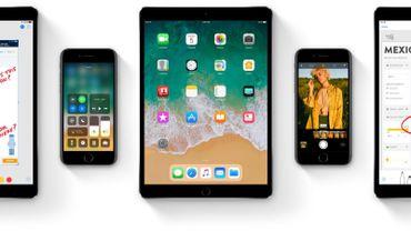 Apple corrige quelques bugs avec la mise à jour iOS 11.2