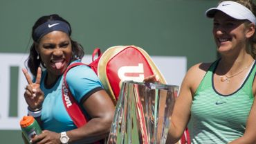 Serena Williams et Victoria Azarenka