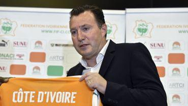 """Côte d'Ivoire: Wilmots """"seul patron à bord""""'"""