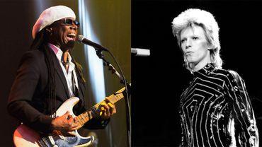 Nile Rodgers enviait David Bowie à cette époque