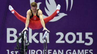 Bakou: Mission accomplie pour les gymnastes masculins