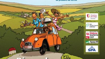 La route gourmande : un circuit mêlant voitures et gourmandise, avec Philippe Soreil
