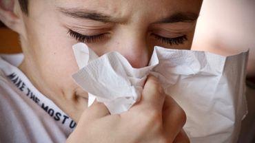 Entre le 4 et le 10 février, 670 personnes pour 100.000 habitants ont contacté un médecin pour des symptômes grippaux