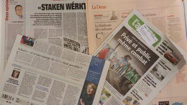 La revue de presse: le communautaire resurgit, la presse rugit