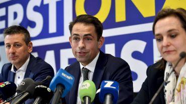 D'après un dernier sondage, le Vlaams Belang devient le premier parti de Flandre