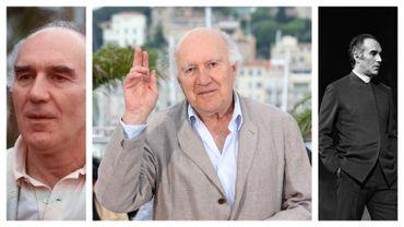 Michel Piccoli, pilier du cinéma hexagonal, en 1985, 2001 et 1969