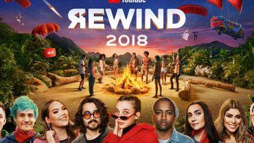 Le YouTube Rewind 2018 est la deuxième vidéo la plus dislikée de toute l'histoire de la plateforme