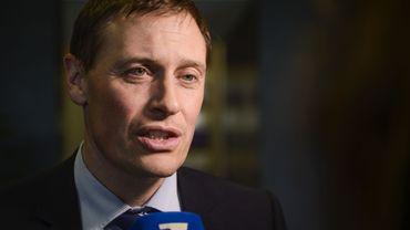 L'administrateur délégué de l'Unizo, Karel Van Eetvelt plaide pour un allégement de la paperasse