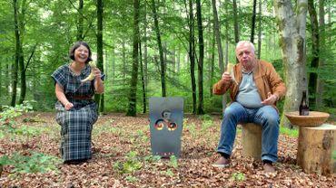 Que reste-t-il de notre  passé celtique ? Guy Lemaire est allé chercher la réponse au Musée des Celtes évidemment, mais également en balade dans les bois de Bonance…