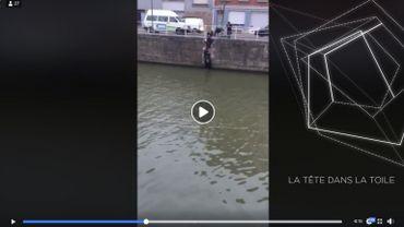 Molenbeek : des jeunes plongent dans le canal pour sauver un enfant