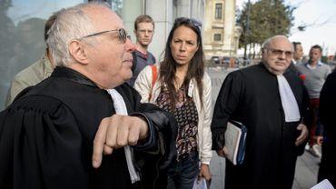 Les avocats des deux parties se sont retrouvés au tribunal ce lundi