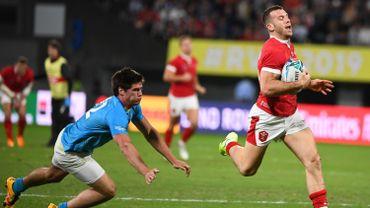 Angleterre-Australie et Galles-France en quart