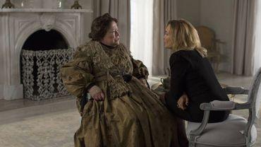 """Jessica Lange avait quitté la série """"American Horror Story"""" après quatre saisons."""