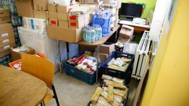 Saint-Josse : 5 fois plus de personnes font appel à l'aide alimentaire