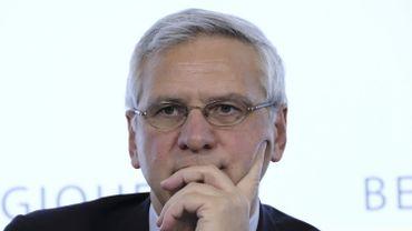 Le ministre fédéral de l'Emploi Kris Peeters