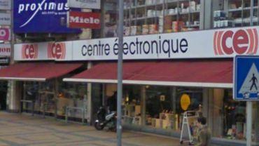Le Centre électronique est présent dans le centre-ville depuis plus de 50 ans.