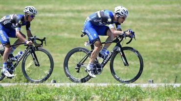 Cyclisme : Trois néo-pros chez Etixx-Quick Step la saison prochaine