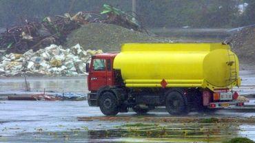 Image d'illustration d'un camion citerne