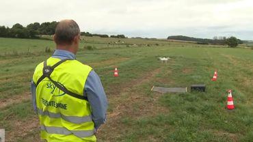 Drones: trop de restrictions de vols en Wallonie