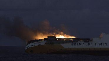 "Naufrage du navire ""Grande America"": une nappe d'hydrocarbures localisée"