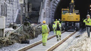 Rupture de canalisation à Saint-Josse: reprise normale du trafic des trains dès lundi