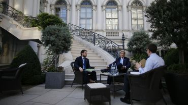John Kerry, l'un des artisans de cet accord.