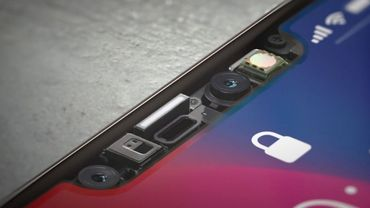 Quand Samsung copie l'icône Face ID d'Apple