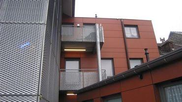 Exemple de réhabilitation de logement social (Versant Est Charleroi)