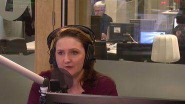 """La présidente de l'Open Vld Gwendolyn Rutten était l'invitée de l'émission """"De ochtend"""" sur sur Radio 1."""