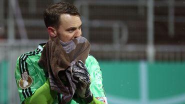 Neuer déçu après la défaite du Bayern