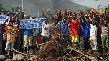 Burundi: pas de trêve pour la mobilisation des opposants