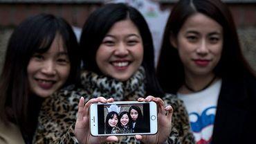 Chine: l'appli qui vous refait le portrait vaut des milliards