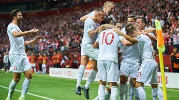 La Pologne qualifiée pour l'Euro-2020