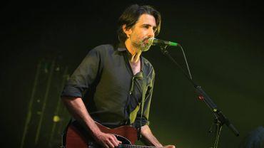 Mauro Pawlowski avec dEUS aux Ardentes 2015
