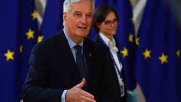 Reprise lundi des négociations avec le nouveau négociateur britannique