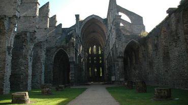 Les ruiens de l'abbaye de Villers-la-Ville