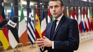 Pour Macron, la PAC n'est pas has been.