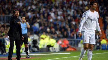 Diego Simeone et Cristiano Ronaldo, une histoire à sens unique en Ligue des Champions
