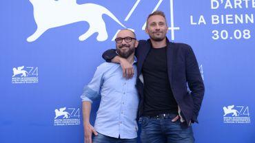 Michael Roskam et Matthias Schoenaerts